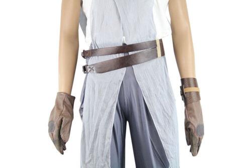 Details about  /REY COSTUME SET TFA with belt wristcuff bag FREE SHIPPPING S//M//L