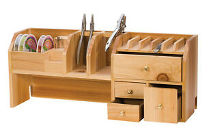 Tremendous Details About 18 X 4 1 2 X 7 1 2 Benchtop Organizer Jewelry Storage Bench Tool W Drawers Pabps2019 Chair Design Images Pabps2019Com