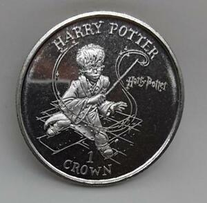 Isle-Of-Man-2001-Harry-Potter-1-Crown