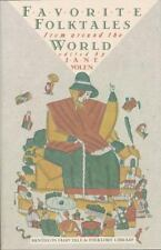 The Pantheon Fairy Tale and Folklore Library: Favorite Folktales from Around the World by Jane Yolen (1988, Paperback, Reprint)