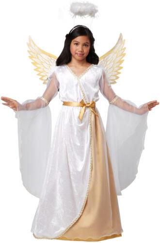 Religious Biblical Guardian Angel Heaven Child Costume