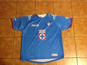 Cemento Cruz Azul Adult XL Soccer Jersey