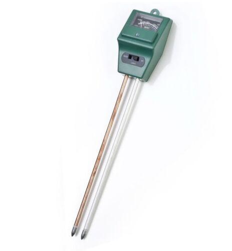 Garden Plant Flower 3 in 1 PH Tester Soil Water Moisture Light Test sensor Meter