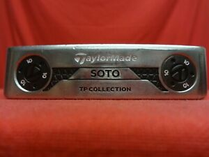 TAYLORMADE-303-TP-Collection-Soto-Putter-35-034-LH-Left-Handed-Pistol-GTR-1-0-Grip
