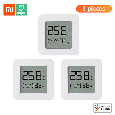 Fast FREE SHIPPING! USA SELLER Xiaomi Mijia Thermometer Digital LCD Display