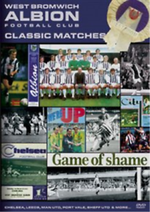 West-Bromwich-Albion-Classic-Matches-UK-IMPORT-DVD-NEW