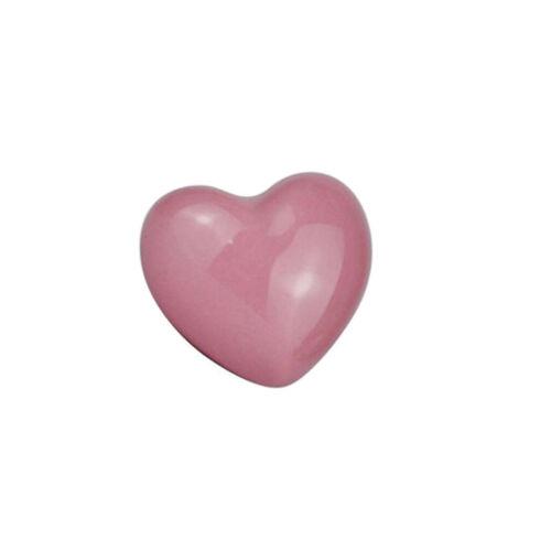 Herz-Form Keramik Türknauf Möbelknöpfe Schrankknöpfe für Küchenschrank