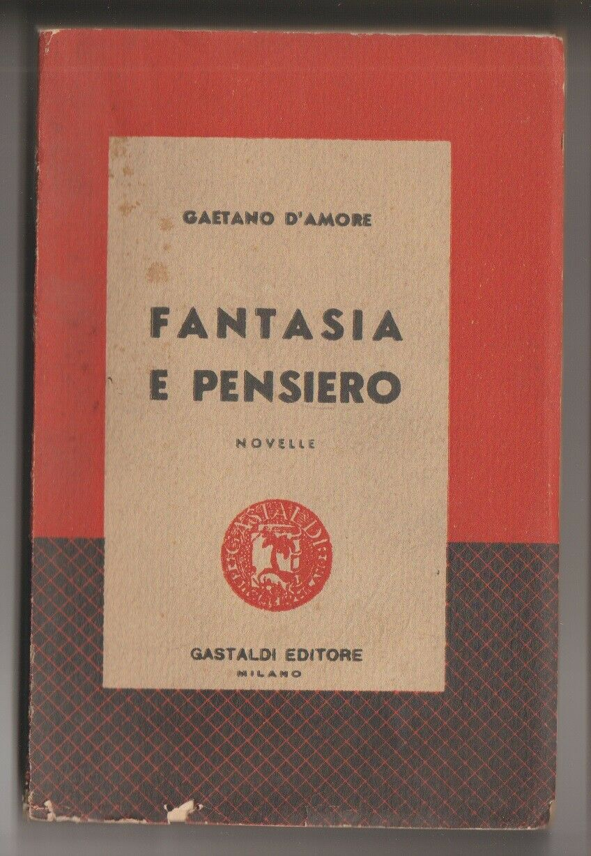 Fantasia e pensiero