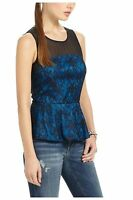 Anthropologie Witching Hour Peplum Blouse Top By Sachin + Babi 6