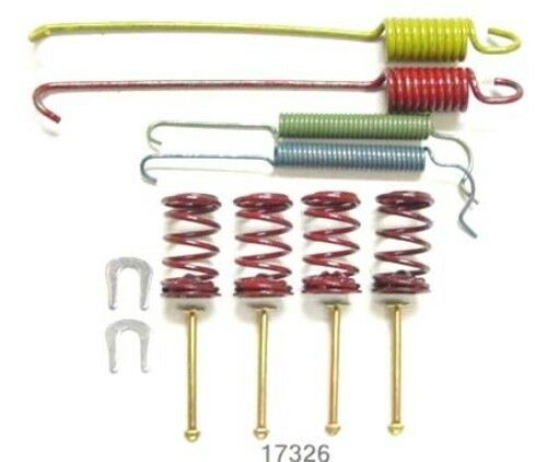 NOS Drum Brake Hardware Kit  For Some 91-06 Ford Hyundai /& Mercury Apps.