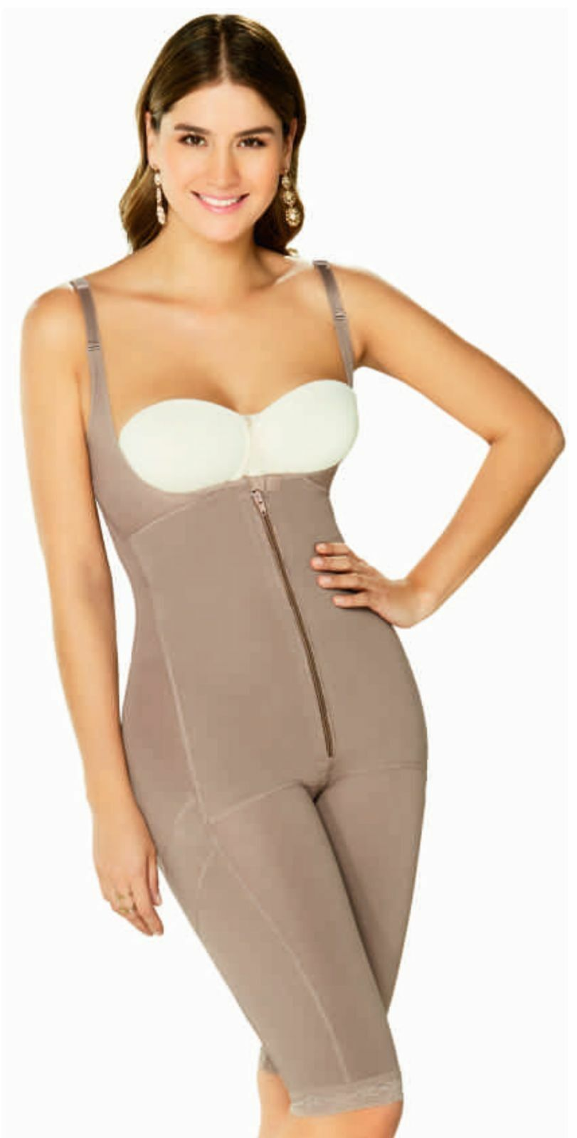 EN FAJATE WITH DIANE 3616 POST OPERATORY AND POST LIPO CONFORTABLE BODY SHAPER