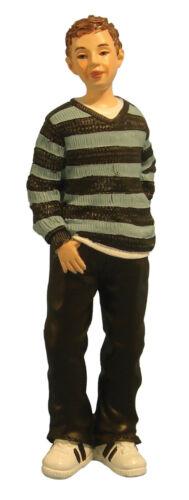 Poupée De Maison De Poupées échelle 1//12th moderne adolescent résine Figure