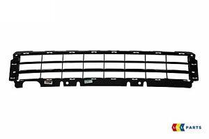 NEW Genuine VW BEETLE 2012-2016 Pare-Chocs Avant Centre Noir Grill 5C5853677G9B9