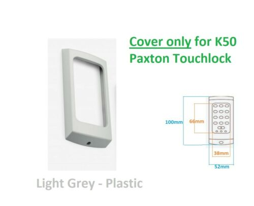 PAXTON K75 Keypad cover only light grey
