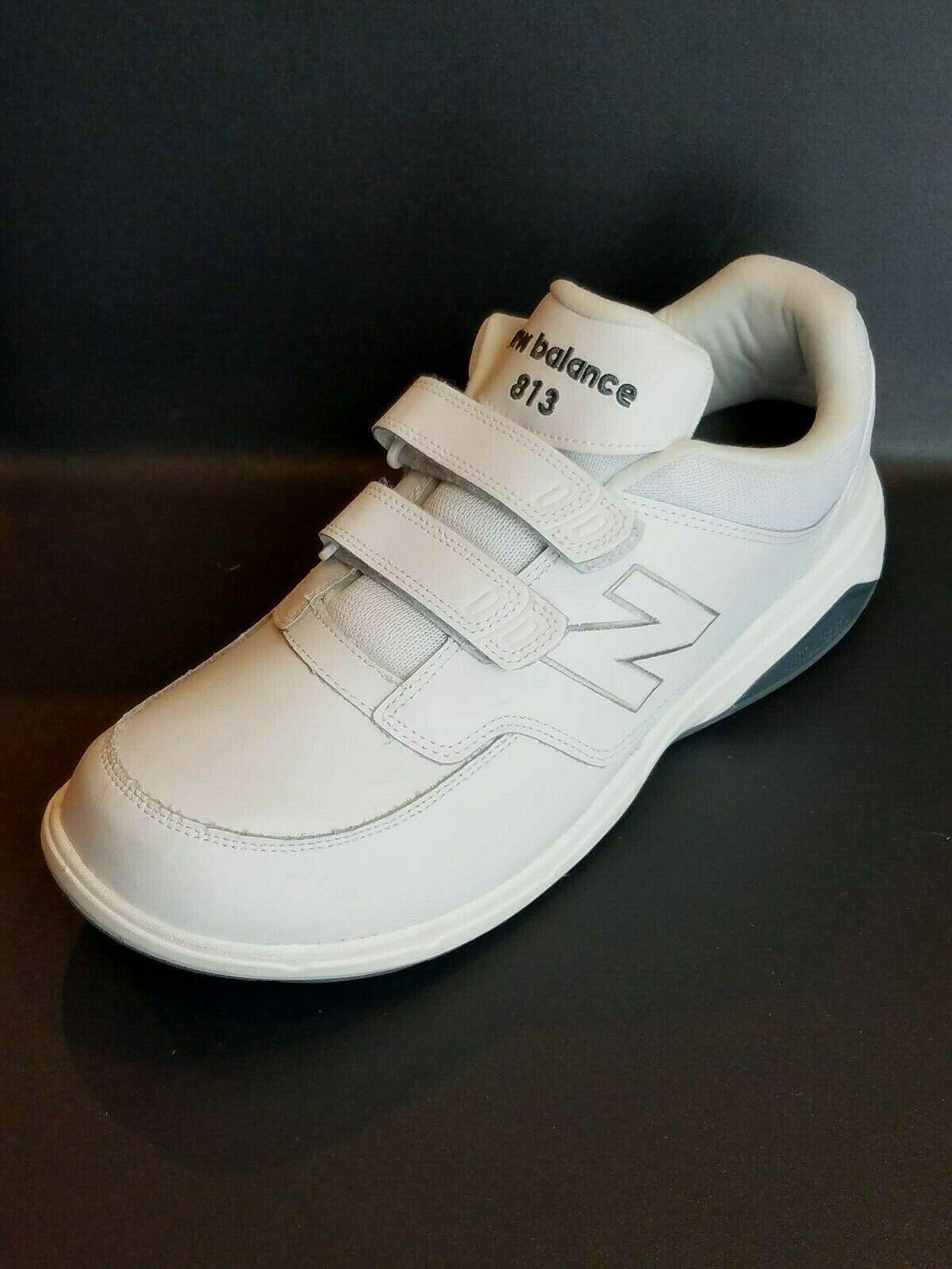 Men New Balance 813 MW813HWT 2E Hook & Loop Rollbar Walking shoes Sneakers 10.5