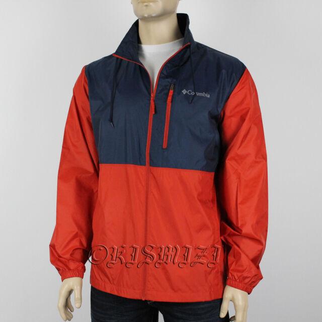 Columbia Womens Morning View Collared Full Zip Windbreaker Jacket