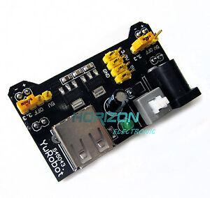 2PCS-MB102-Breadboard-Power-Supply-Module-3-3V-5V-For-Arduino-Solderless-Best
