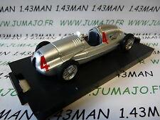 voiture 1/43 BRUMM boite rigide : AUTO UNION Type D 1938 GP D'Angleterre 1938