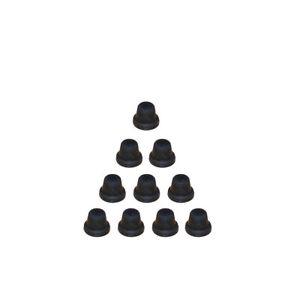 10x-Rubber-bleed-screw-caps-brake-bleed-nipple-caps-grease-nipple-covers-NC1Bx10