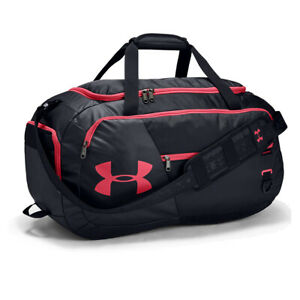 Under-Armour-UA-Undeniable-Duffel-4-0-Medium-Reisetasche-Sporttasche-58L-schwarz