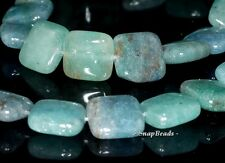 12MM APATITE GOLD RUTILE INCLUSIONS GEMSTONE GRADE A SQUARE 12MM LOOSE BEADS 8""