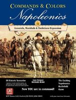 Commands & Colors: Napoleonics Generals, Marshalls & Tacticians Expansion (new)