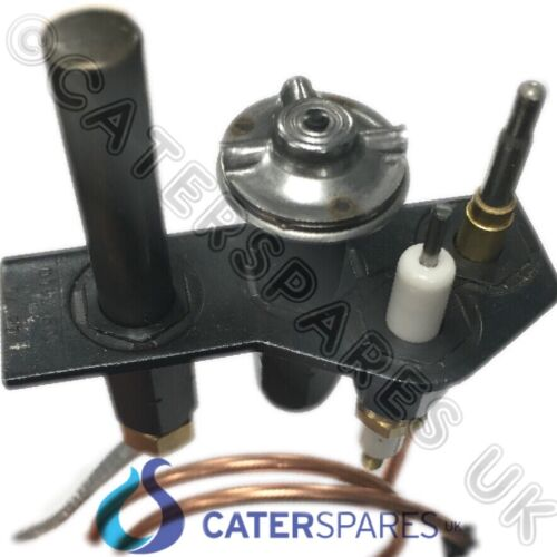 BLUE SEAL GAS FRYER GT45 GT46 THERMOPILE THERMOCOUPLE ELECTRODE PILOT SET KIT