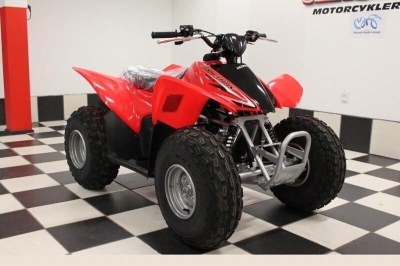 Honda, TRX 90 Sportrax, ccm 86