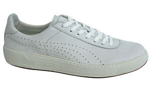 ddae2d233d39 Puma Star MII Mens Trainers Low White Lace Up Trainers 357917 02 ...