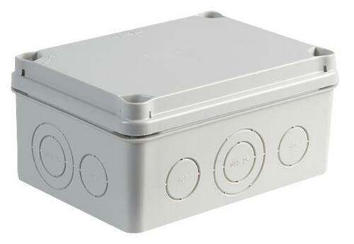 Ex161 Junction Box Square Watertight IP65 162X116X76Mm