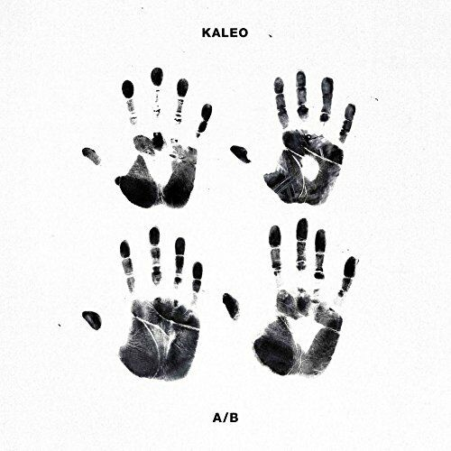 KALEO A/B CD ALBUM (Released June 10th 2016)