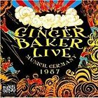 Ginger Baker - Live in Munich, Germany 1987 (Live Recording, 2011)
