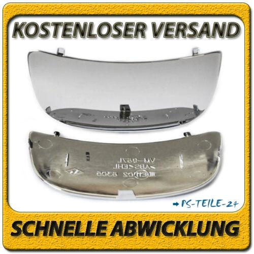 Spiegelglas Weitwinkel unten rechts Beifahrerseite für OPEL VIVARO 2001-2013