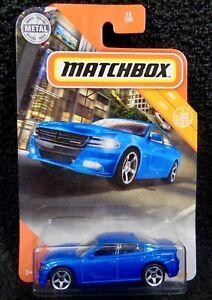 2020 Matchbox #15 MBX City 2018 Dodge Charger