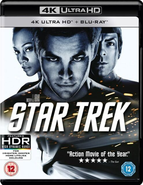 Star Trek (4K Ultra HD + Blu-ray) [UHD]