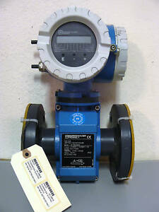NEW ENDRESS HAUSER PROMAG 30F ELECTROMAGNETIC FLOWMETER 30FT50