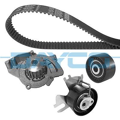 Pour Ford Mondeo IV MK4 2007-2014 2.0 TDCi Turnier Cam Timing Belt Kit Pompe à eau