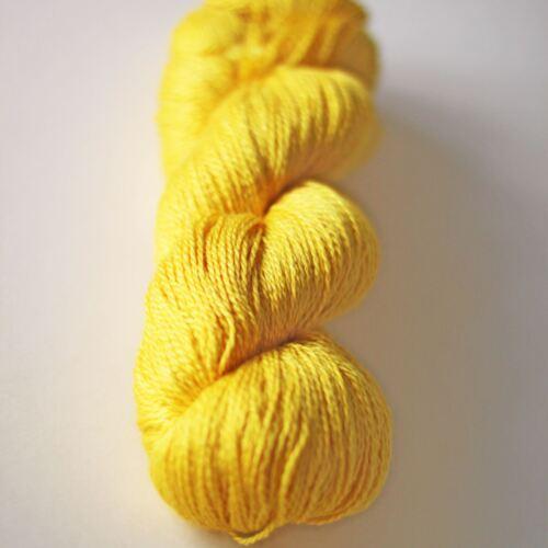 325 Wool 100g Daffodil Fyberspates Scrumptious 4ply Sport Yarn