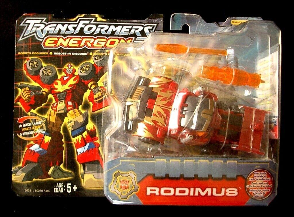 Transformers  Energon  RODIMUS Action Figure  MOC