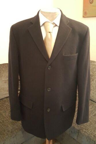cachemire London 40 bleu bleu foncé laine Blazer de veste pour hommes mélange marine et de Scarlett années des z7wwUTqBv5