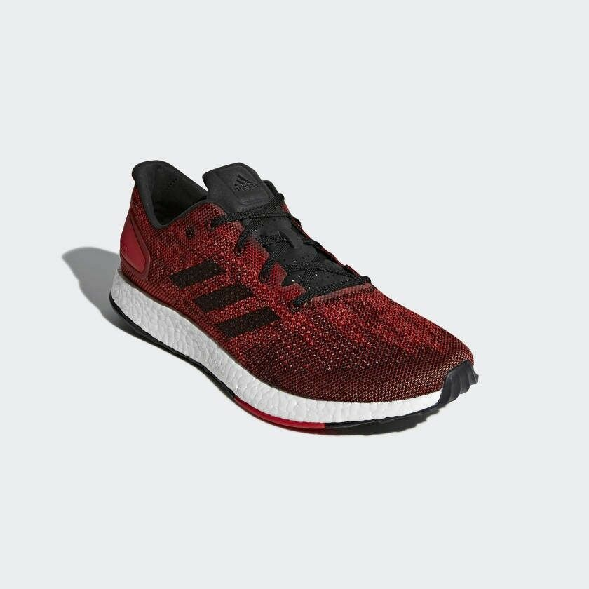ADIDAS Pureboost DPR Men Size 11 Hi-rez Red (BB6294)