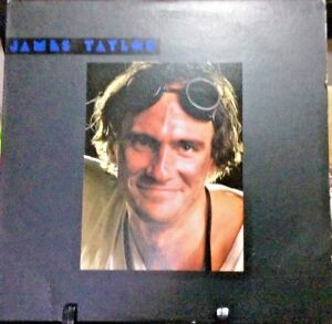 JAMES TAYLOR Dad Loves His Work Album Released 1981 Vinyl/Record  Collection US