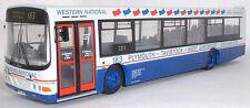 29802 EFE Wright Pathfinder Dennis Lance Bus Western National 1:76 Diecast New