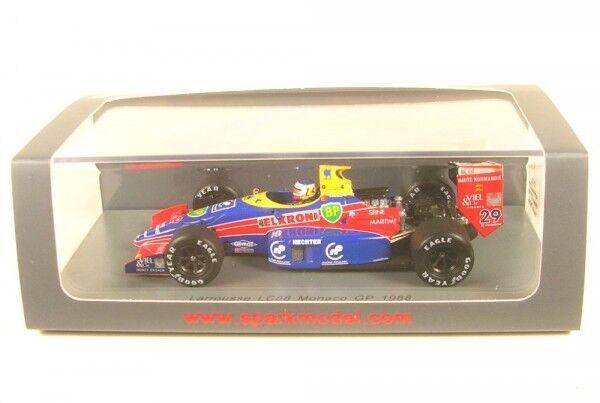 Larousse lc88 No. No. No. 29 Monaco GP FORMULA 1 1988 (Yannick Dalmas)   élégant  f72c71