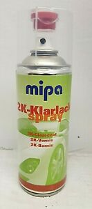 MIPA-2K-Clear-Lacquer-Aerosol-Spray-400ml-can