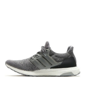 5475fd90089c8 NEW Adidas Ultra Boost 3.0 Grey Three Gray Black White S82023 Men s ...