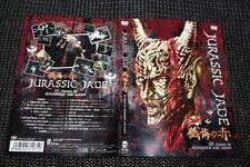 JURASSIC JADE 25 Years of Aggression & Agony DVD Rare Casbah Metalucifer Sabbat