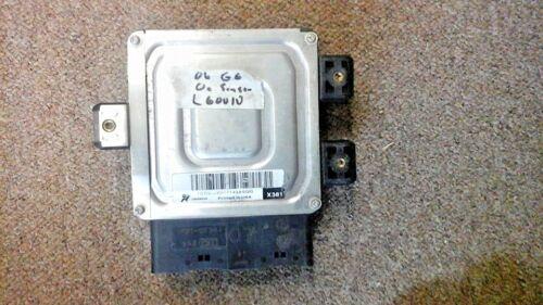 2006 Pontiac G6 occupant sensor module 15929528