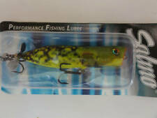 Yellow Frog Salmo Lures Rover RV7 Topwater