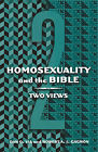 Homosexuality and the Bible: Two Views by Dan O. Via, Robert A.J. Gagnon (Paperback, 2003)